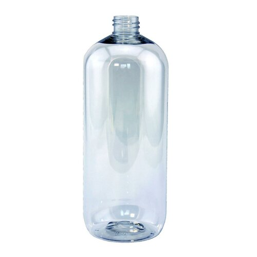 PET Rundflasche glas klar 500ml
